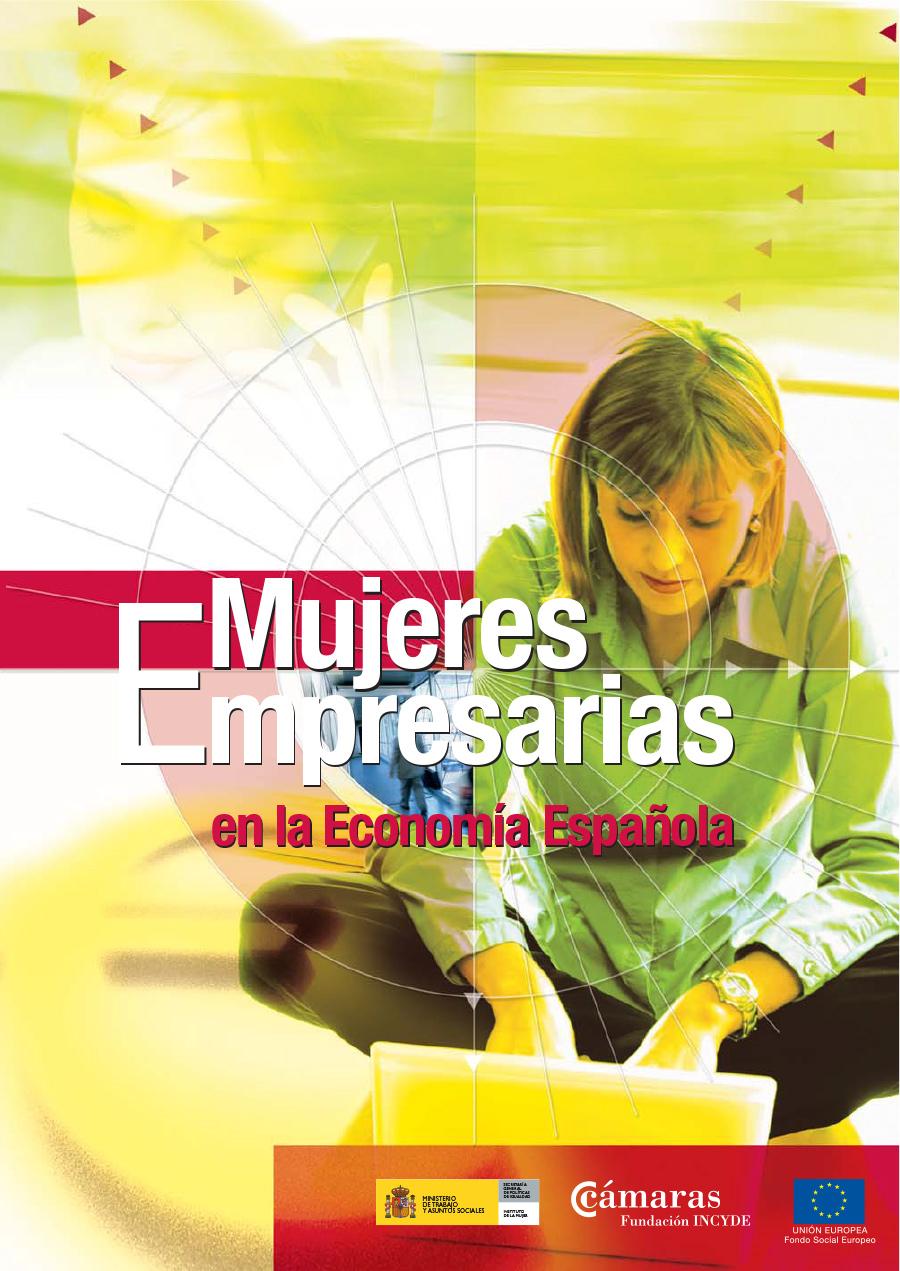 Mujeres empresarias en la economía española