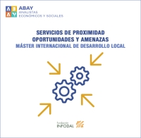 Servicios de proximidad. Oportunidades y amenazas. Máster internacional de Desarrollo Local
