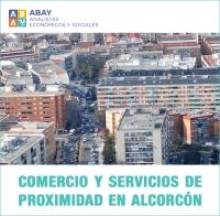 Comercio y servicios de proximidad en Alcorcón