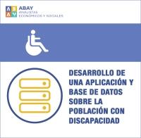 Desarrollo de una aplicación y base de datos sobre la población con discapacidad