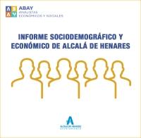 Informe sociodemográfico y económico de Alcalá de Henares