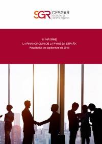 III Informe financiacion pyme 1