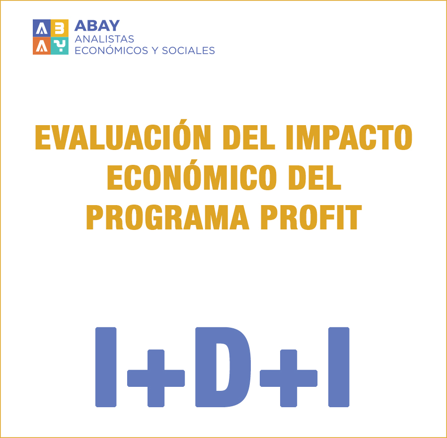 Evaluación del impacto económico del Programa PROFIT